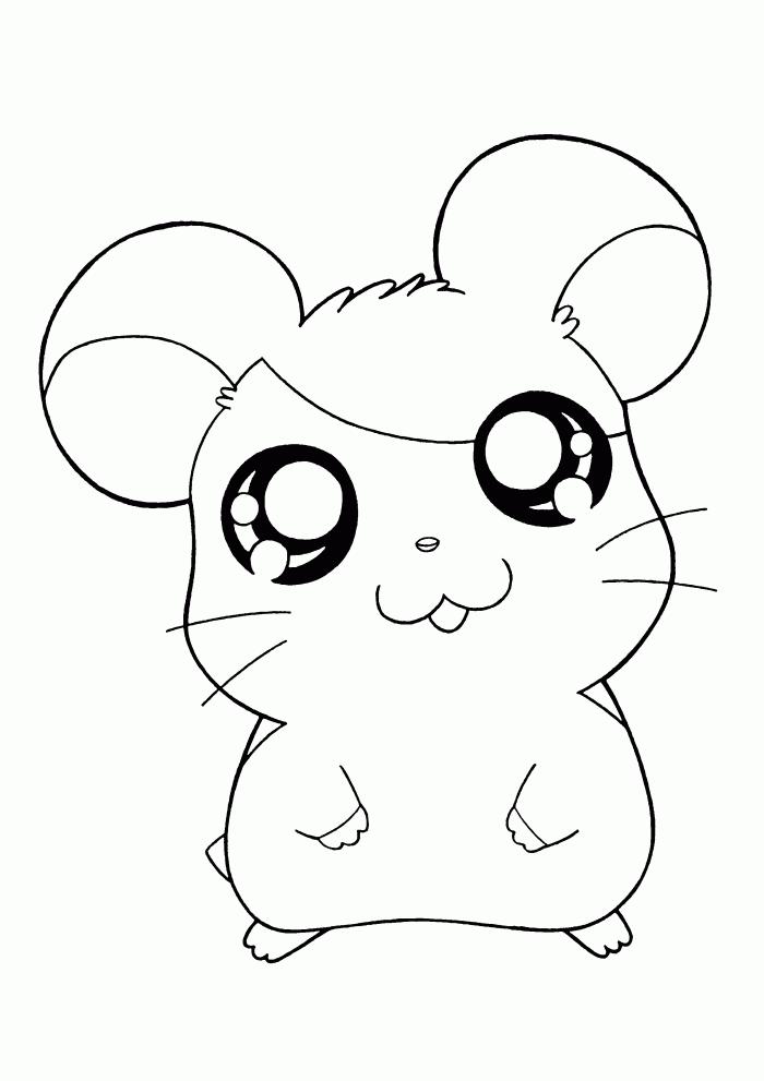Dibujos de hamsters